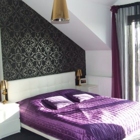 niedokończona sypialnia