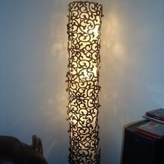 Nowa lampa:)