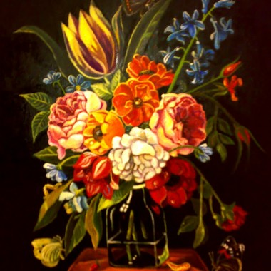 Malarstwo Sztalugowe