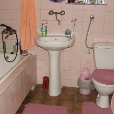 Moja straszna stara łazienka brrr