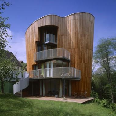 Wohnhaus Lenz Rohrdorf, Germany Kauffmann, Theilig und Partner