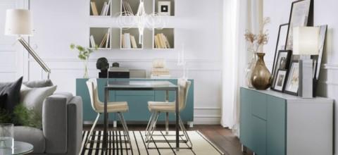Sprytne sposoby na wygospodarowanie dodatkowego miejsca w salonie