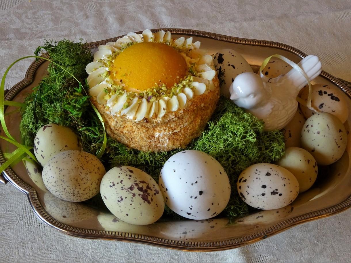 Jadalnia, Wielkanoc