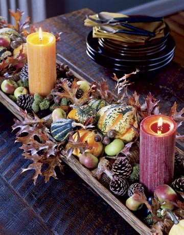 Zrób to sam, Country Living Jesien w domu