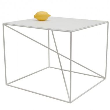 loftowy, industrialny stolik kawowy SMALL X