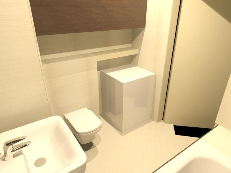 Łazienka, Moja łazienka - projekt - proszę Was o opinie