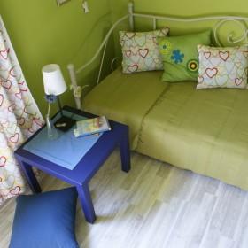 Pokój dziewczynki lat dziesięć i PÓŁ:)))