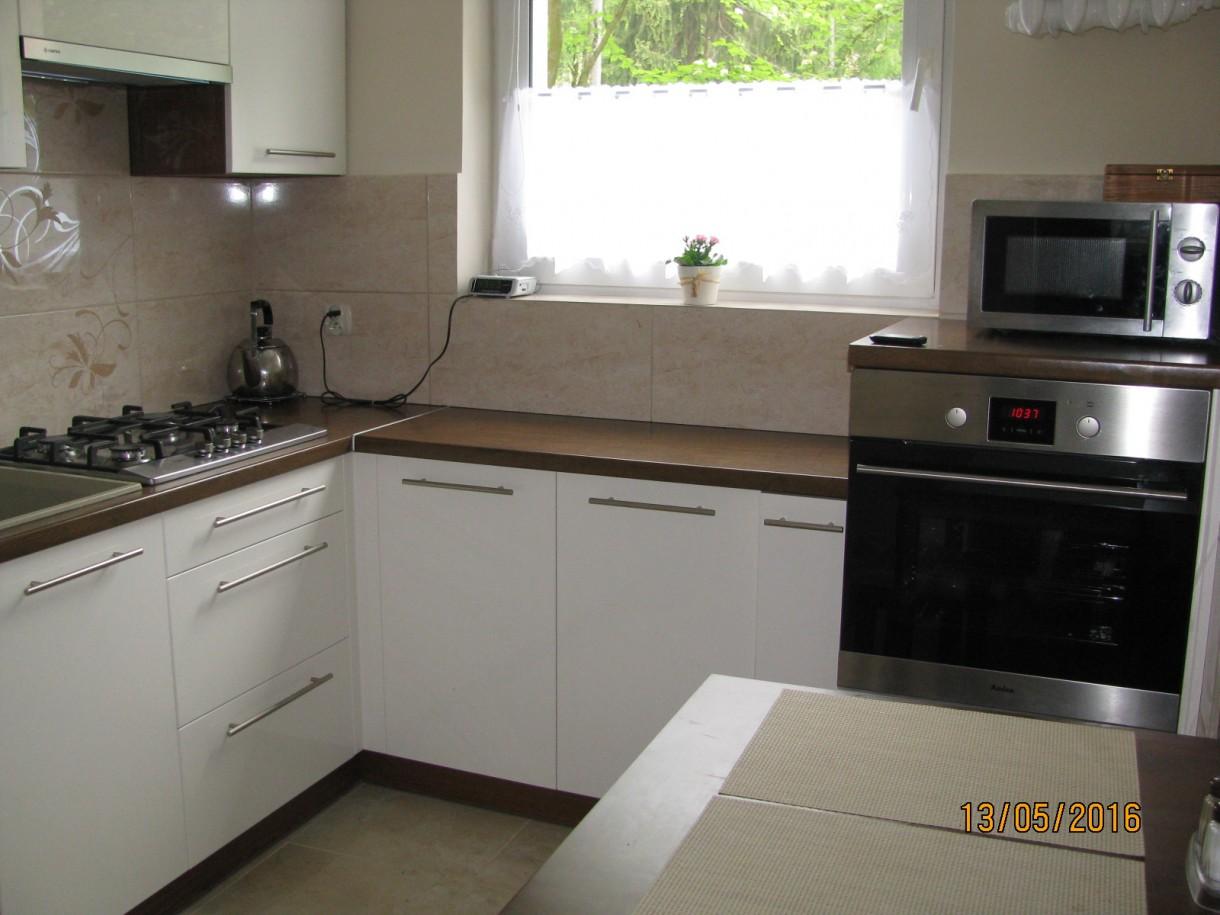 Mała Kuchnia W Bloku Przed I Po Remoncie Deccoriapl