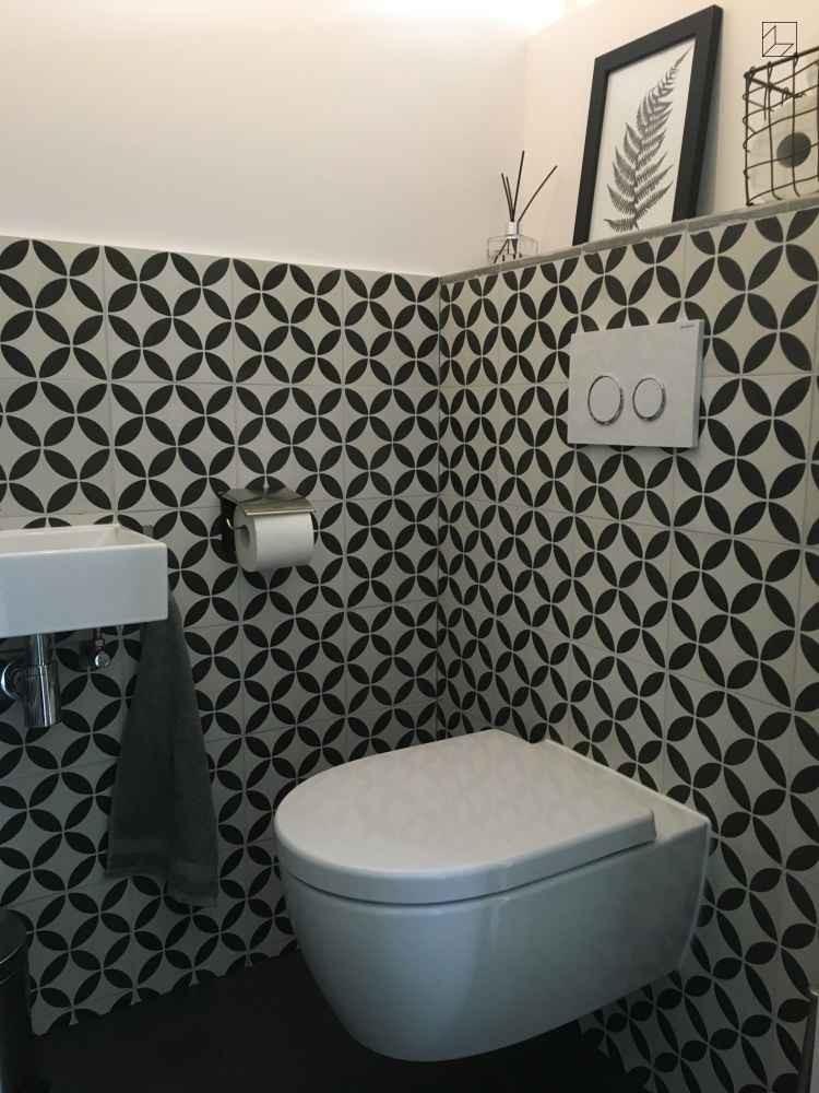Zdjęcie 23 W Aranżacji Płytki Cementowe łazienka Deccoriapl