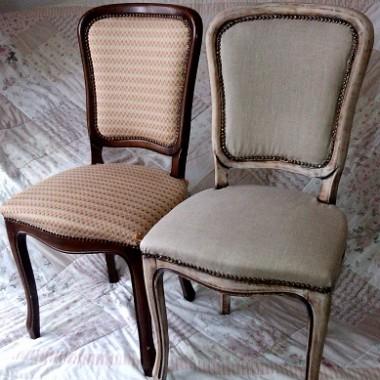 Tchnienie życia w stare krzesło.