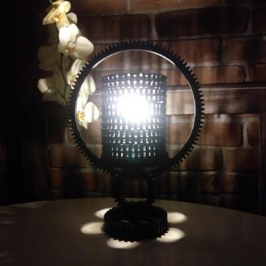 Lampki z odzysku