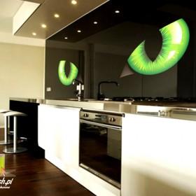 szkło w kuchni, panele szkla do kuchni