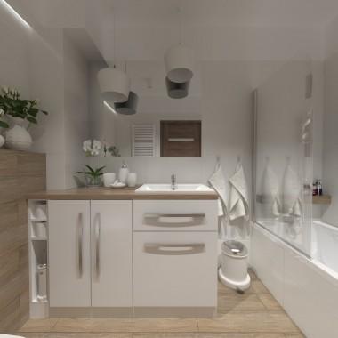łazienka W Bieli Deccoriapl