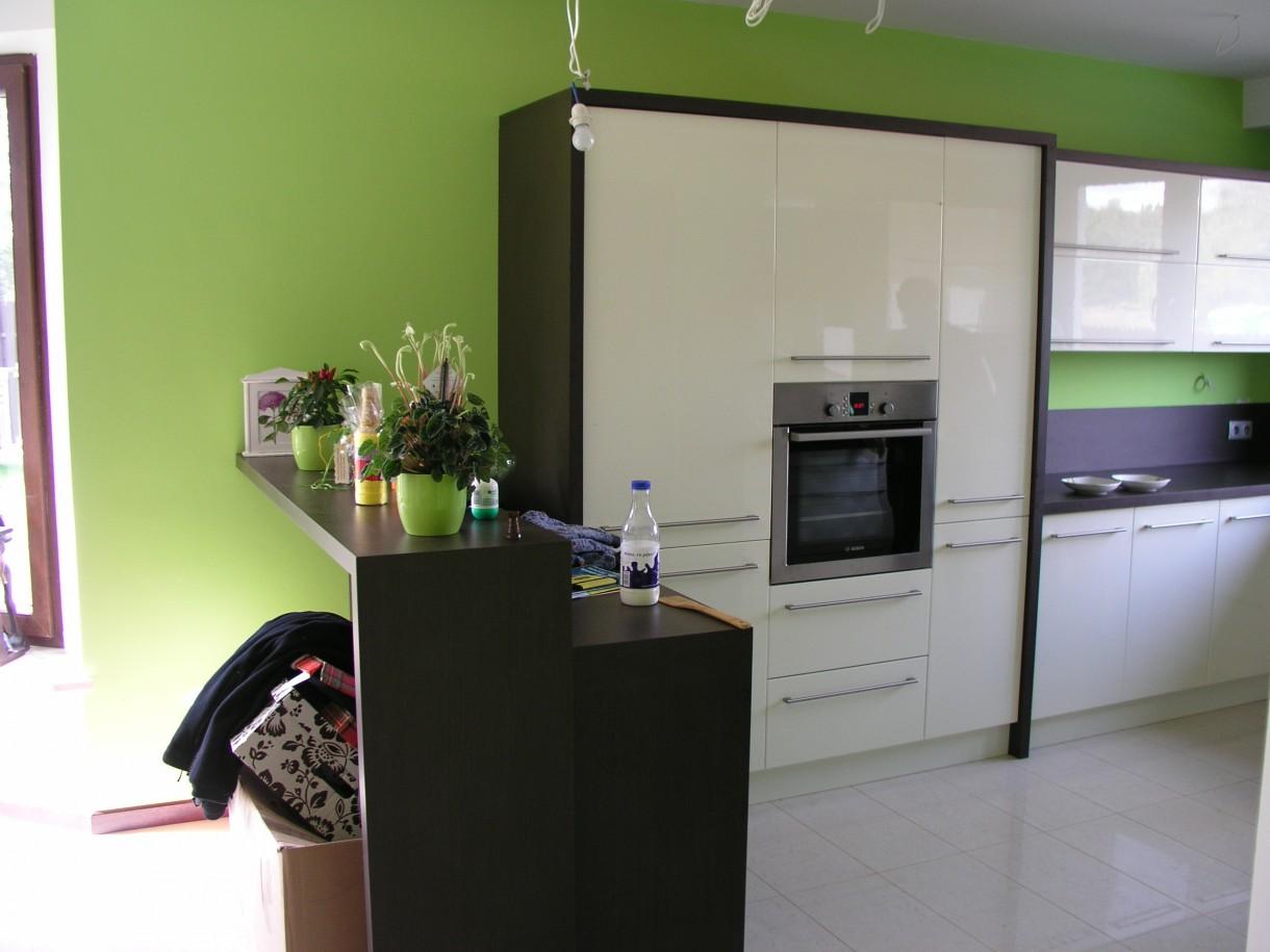 Kuchnia, Kuchnia na białołęce