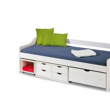 Łóżeczko z szufladami170cm