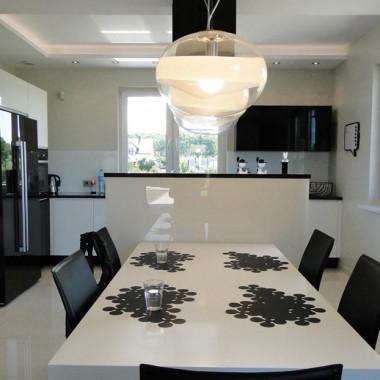 Realizacja projektu - Salon, kuchnia, jadalnia - 2011!!!