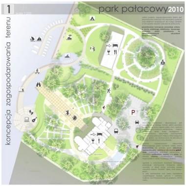 parka pałacowy 2010