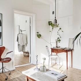 urocze wnętrze dla minimalistki