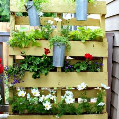 kreatywny ogrodnik :)
