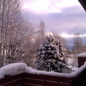 zima jest piękna,ale mogła by już nam troszke odpuścić... :)