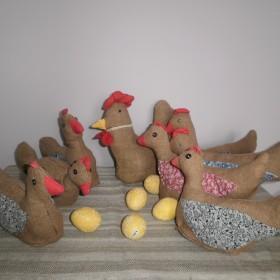 Wielkanocne ozdoby ręcznie robione