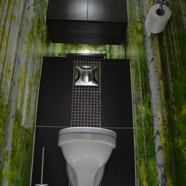 Toaleta w lesie... Albo las w toalecie...