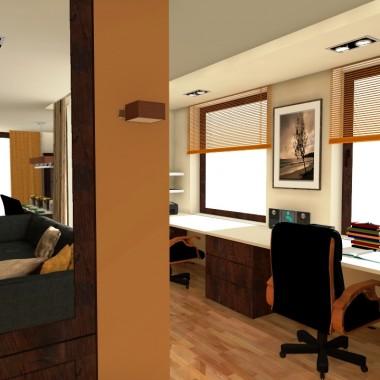 Apartament w kolorach jesieni cz2