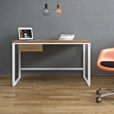KAI minimalistyczne biurko w stylu skandynawskim