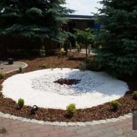 wykonanie ogrodu