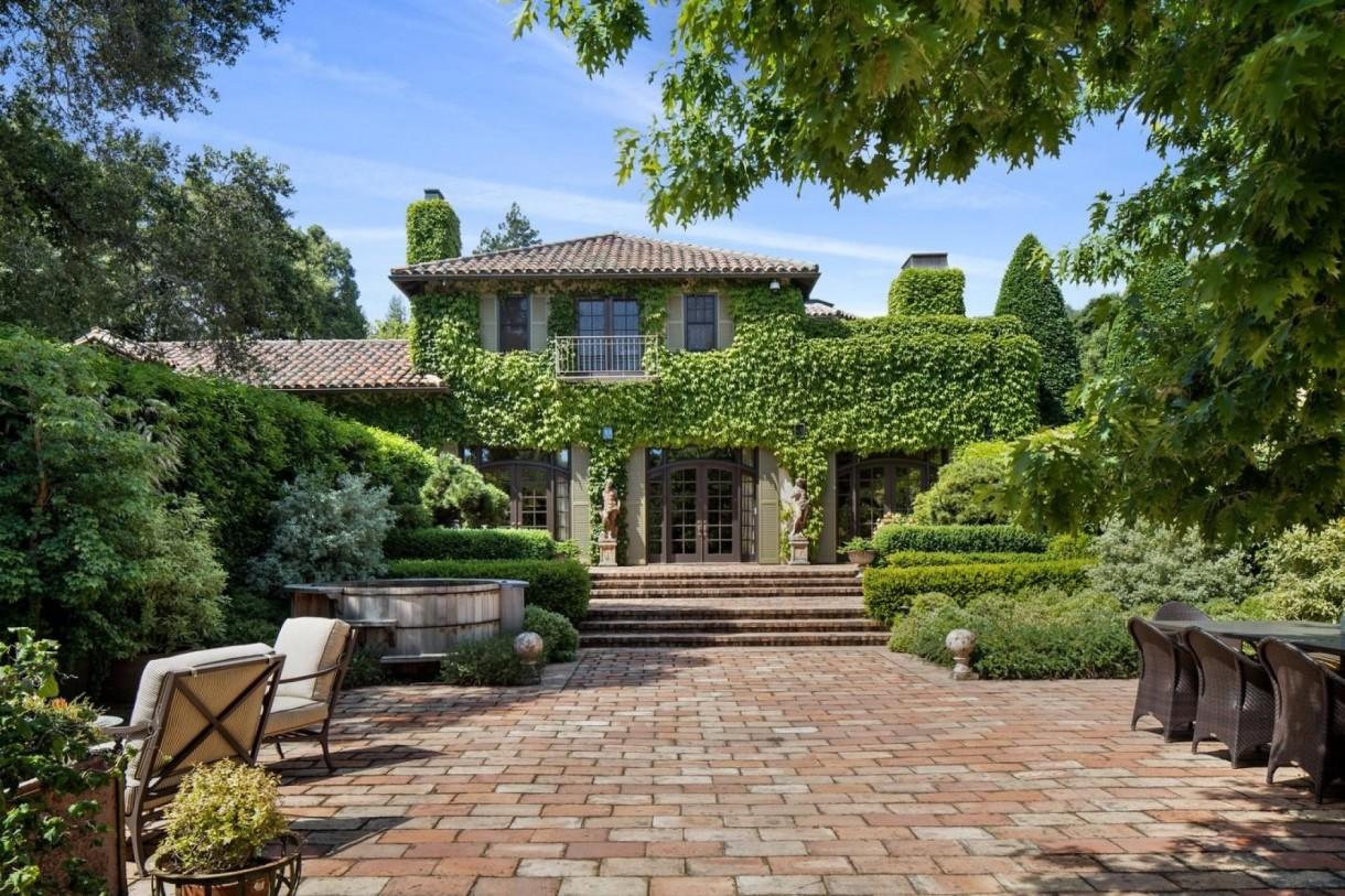 Domy sław, Michelle Pfeiffer sprzedała swoją willę