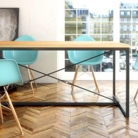 stół industrialny MONTANA stół w stylu loftowym