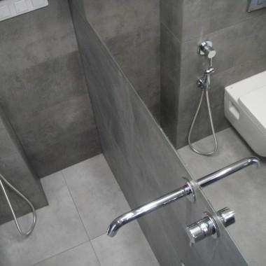 łazienka z gresu