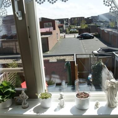widok z okna na nasze osiedle