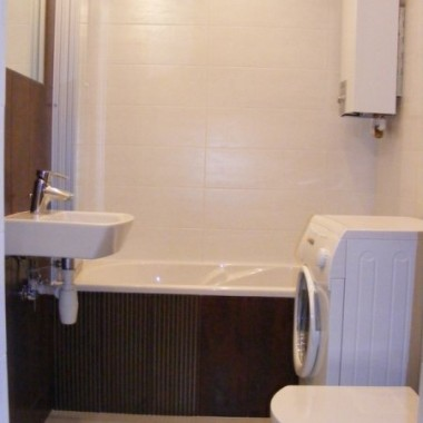 Moja nowa łazienka