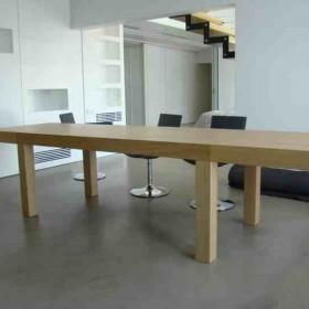 Stół rozkładany duży.