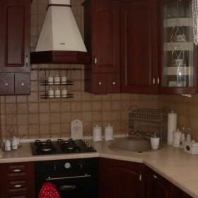 Kuchnia, łazienka