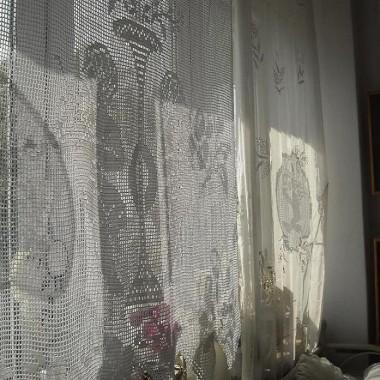 ............i moje koronkowe okno..............