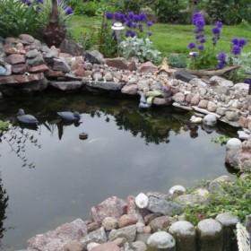 Ogród - tam gdzie wypoczywa się najlepiej :)