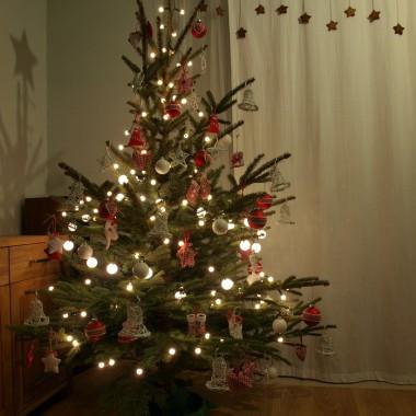 I u mnie też już świątecznie…