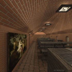 Projekty wnętrz Art Dekorator  Agata Matłoka