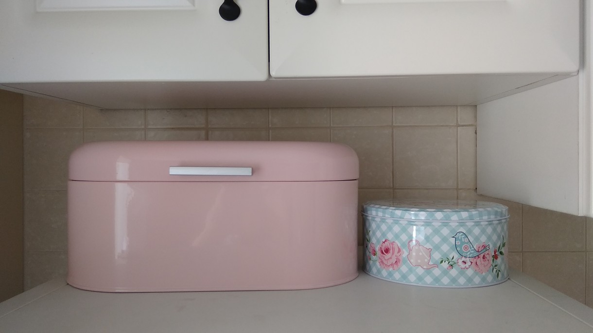 Kuchnia, Mój pastelowy domek