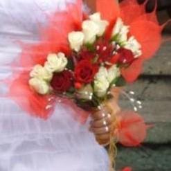 Mój bukiet ślubny