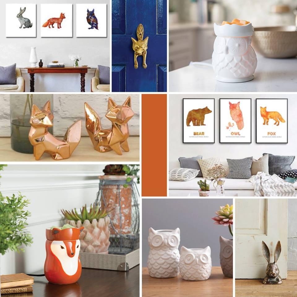 Dekoracje, Motywy zwierzęce - Motywy zwierzęce w aranżacji wnętrz świetnie sprawdzą się nie tylko w pokojach dziecięcych.