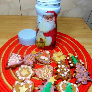 Św. Mikołaj i pierniczki!