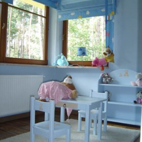 pokój dziecka i przedszkole