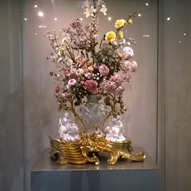 Niemcy-Drezno-Galeria Porcelany