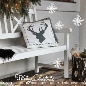 taras świątecznie