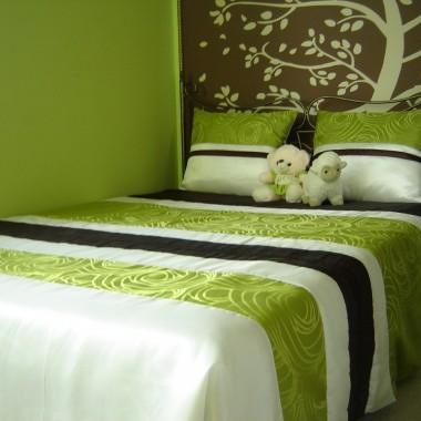 Sypialnia po remoncie