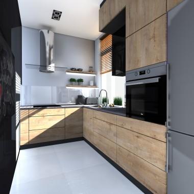 Projekt i aranżacja kuchni