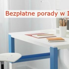 Jak urządzić miejsce do nauki – bezpłatne porady w IKEA Kraków